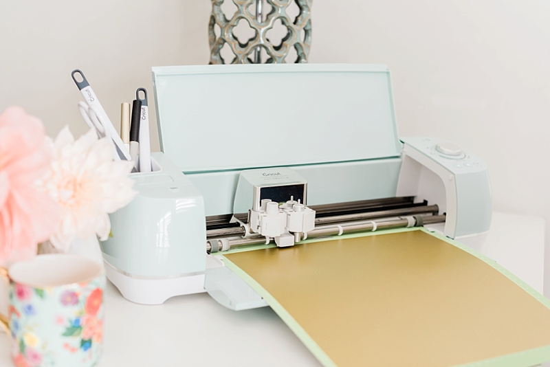 DIY wedding project ideas for Cricut Explore Air 2