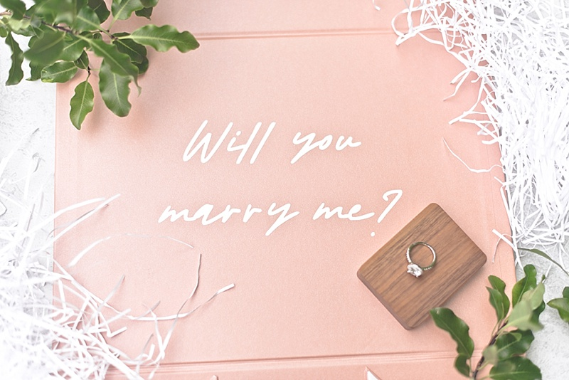 Unique ideas on how to propose marriage