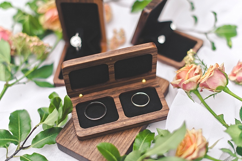 Gorgeous heirloom wood jewelry boxes from Woodsbury
