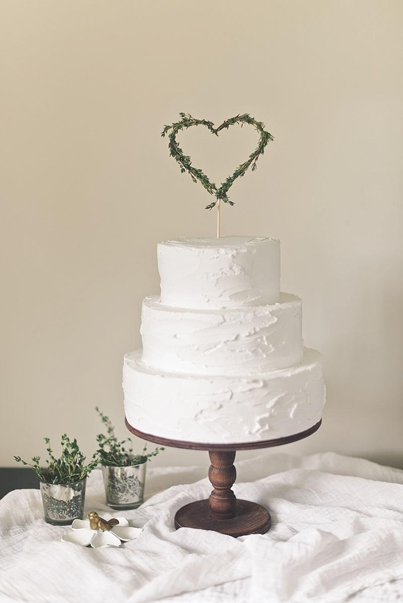 DIY wedding cake topper ideas