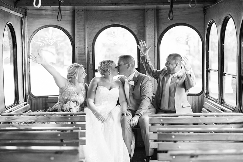 Timeless intimate COVID affected Outer Banks wedding