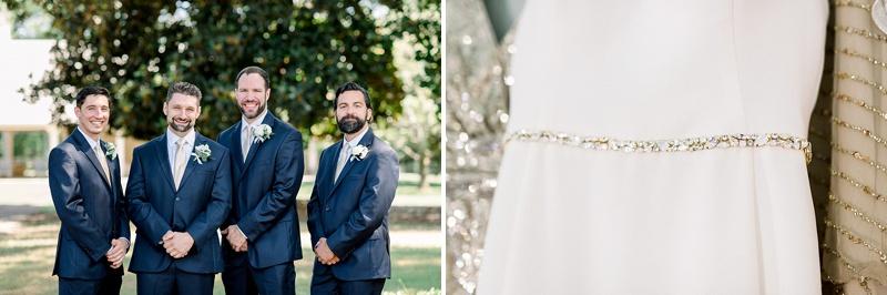 Elegant skinny bridal belt with opal moonstone and crystal details