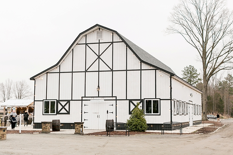 Alturia Farm barn wedding venue in Virginia
