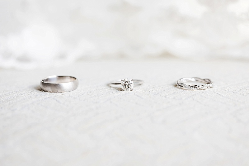 Ethically sourced diamond solitaire engagement wedding rings from Brilliant Earth and Blue Nile