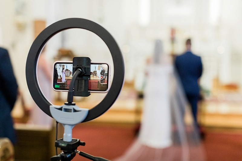 How to livestream your wedding day the easy way with LoveStream