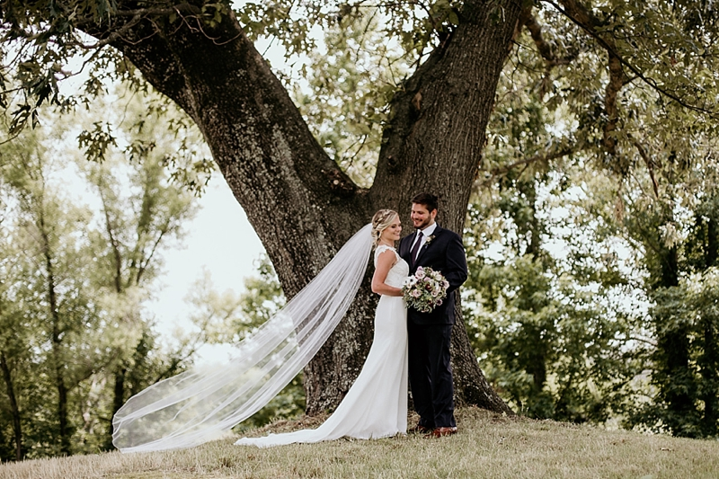Rustic wedding ideas at Adaline Acres outside of Richmond Virginia