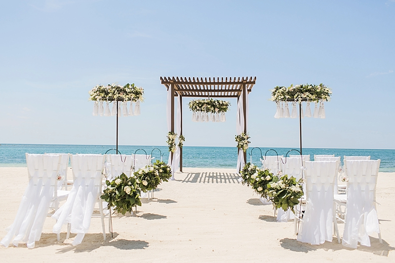 Virginia Beach travel professional who specializes in destination weddings and honeymoons